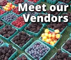 Meet our Vendors